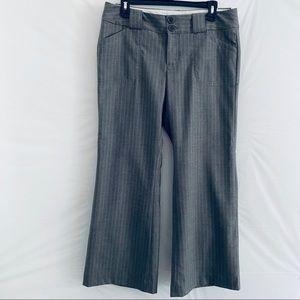 Gap Pinstriped Pants